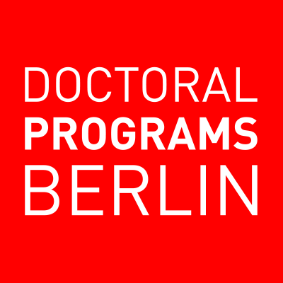 Click for all doctoral programmes in Berlin